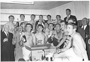 Brighton's 4th Division Championship Celebrations 1965