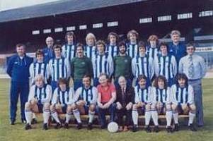 Brighton's Promotion side 1978-1979