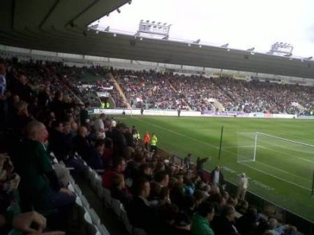 Plymouth Fans